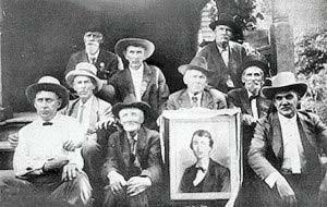 1920 Quantrill reunion