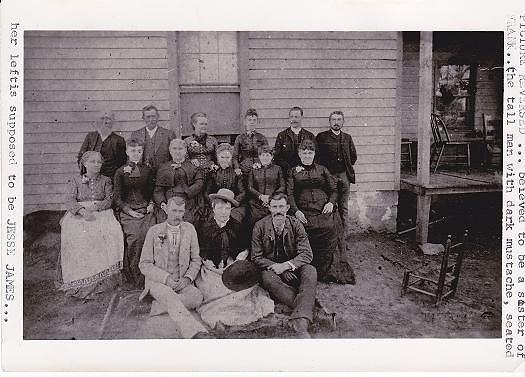 James Family / Blevins, Texas